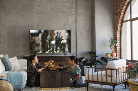 This 50-inch Samsung 4K TV is