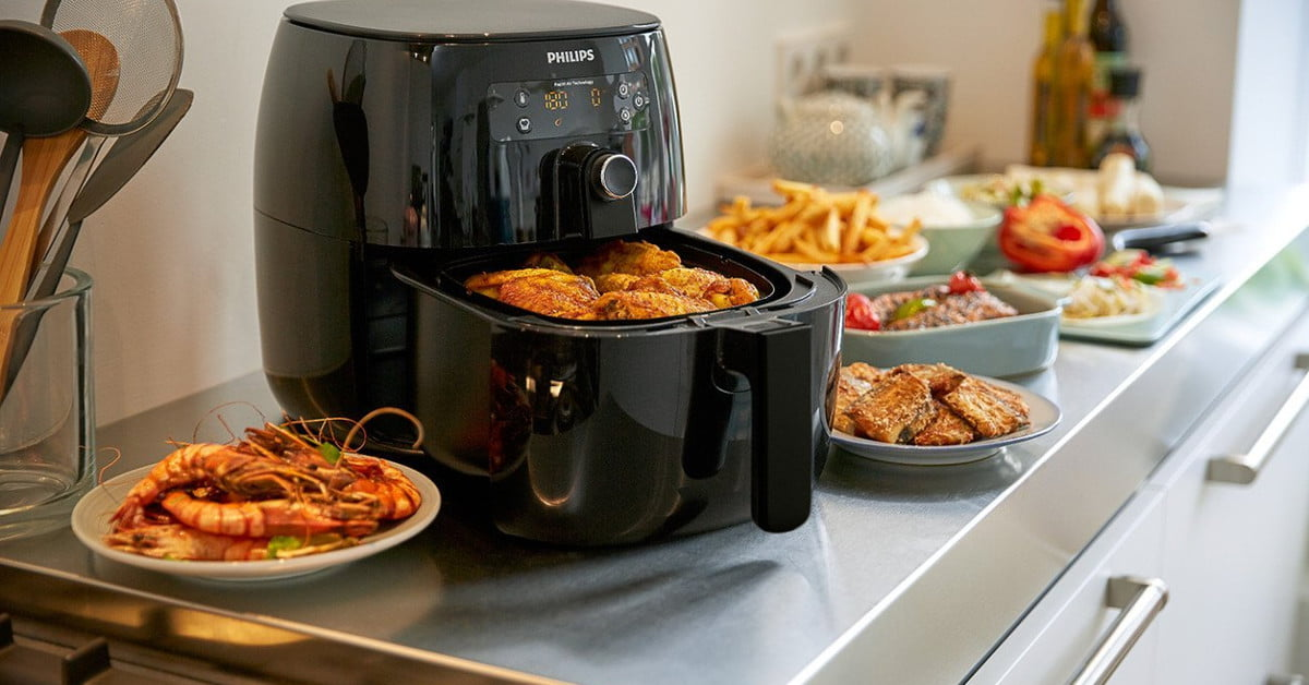 The Best Air Fryers for 2019 | Digital Trends