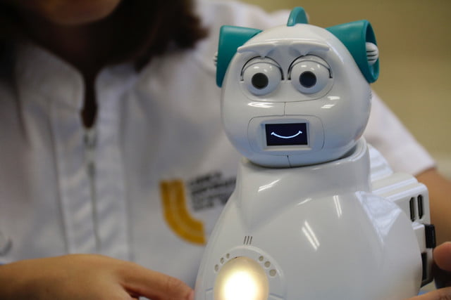 robot could help kids with autism mg 1049