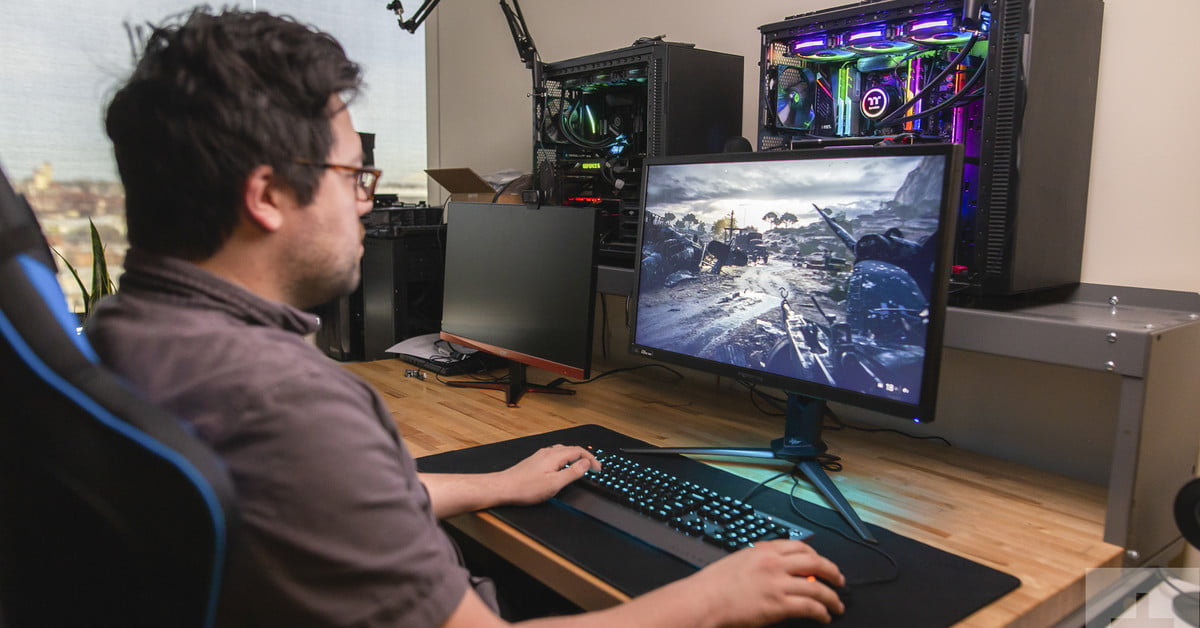 The Best 144Hz Monitors for 2019 | Digital Trends