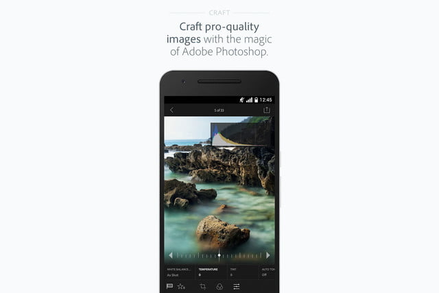 adobe lightroom android free photoshop creative cloud mobile 5