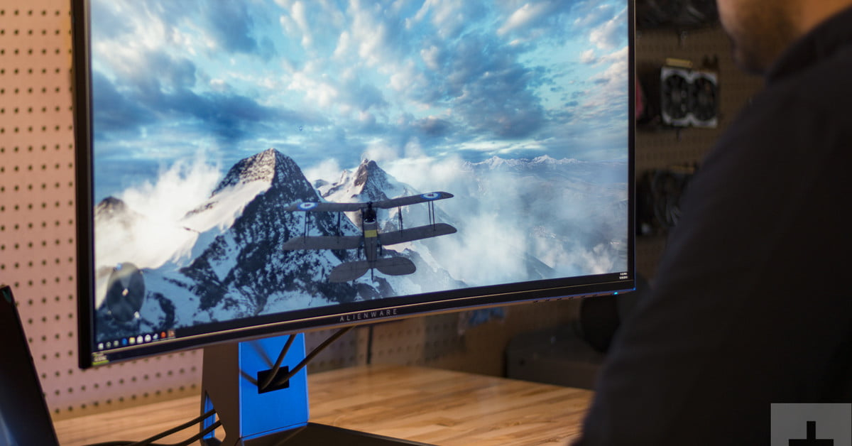 Save $690 on this 34-inch Alienware gaming monitor for Black Friday - Digital Trends