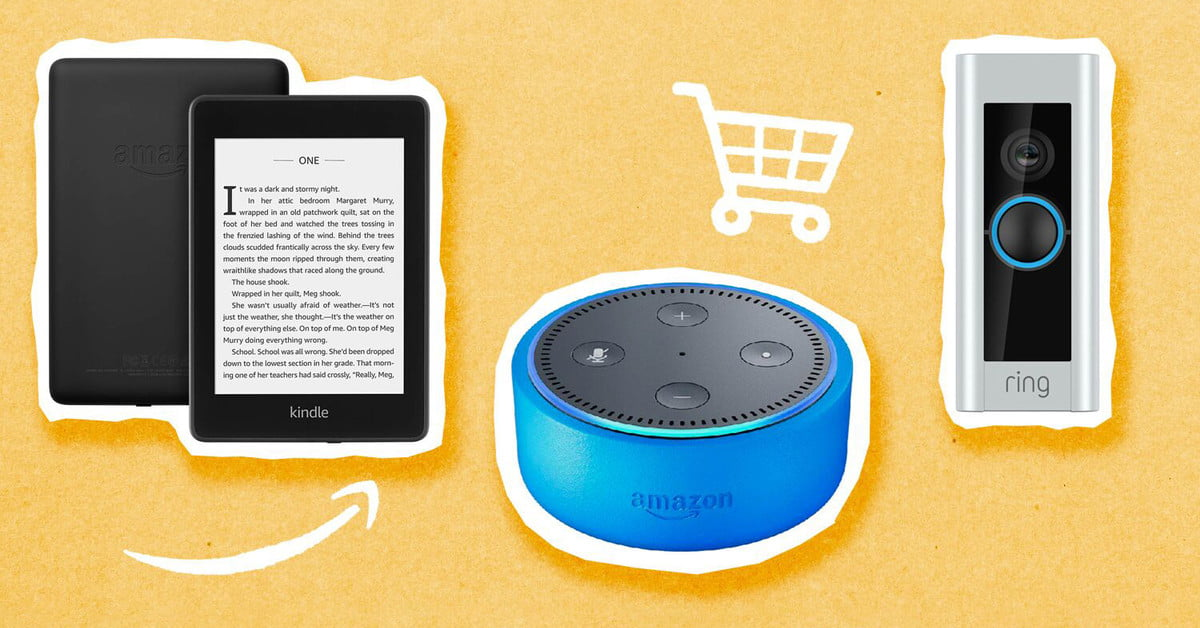 Everything you need to know about Amazon Black Friday deals