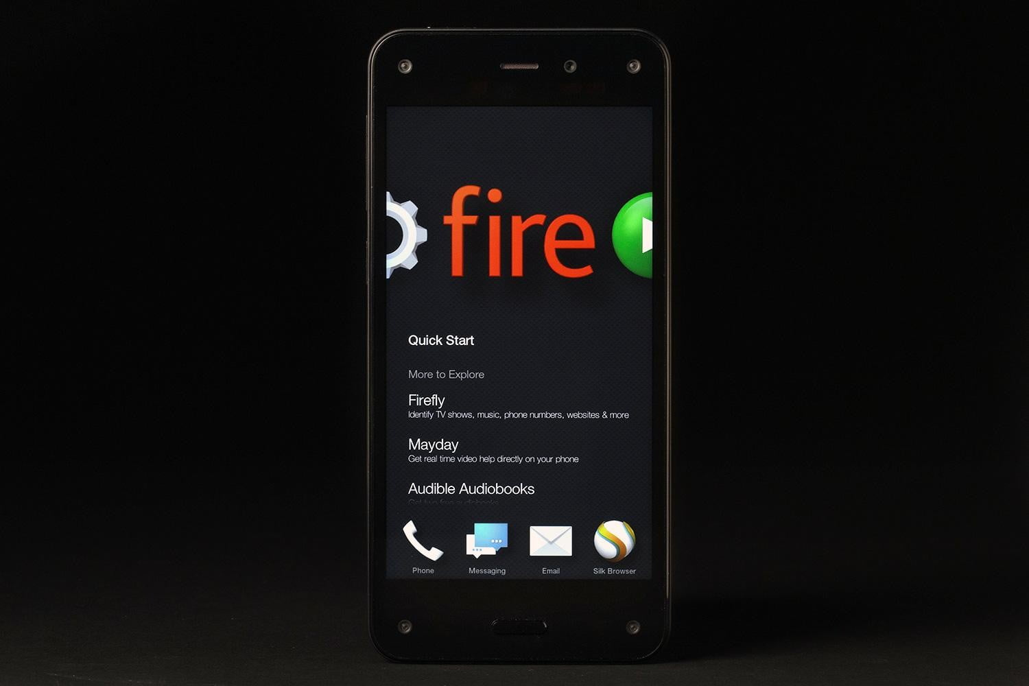 Fire Phone Review: Amazon's Phone is Only Half Baked