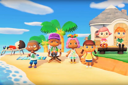 Animal Crossing: New Horizons Wants to Take You on a Dream