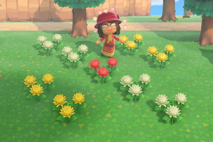How To Crossbreed Flowers In Animal Crossing New Horizons