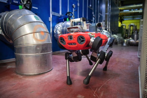 Starship Technologies Offers Robot Deliveries to DoorDash