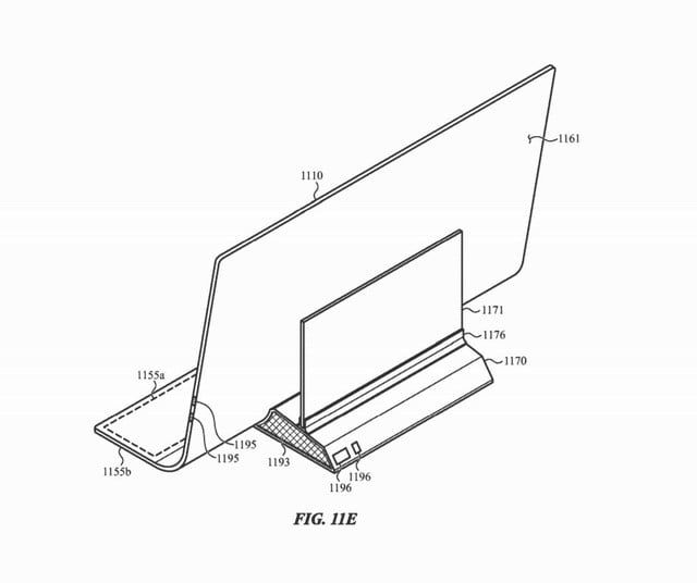 apple imac patent curved glass display 4