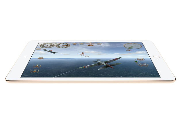 apple ipad air 2 mini 3 launch event news airplane game press image