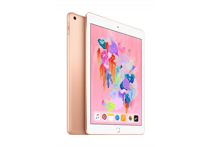 apple ipad latest models gold variant amazon deal  wi fi cellular 32gb model
