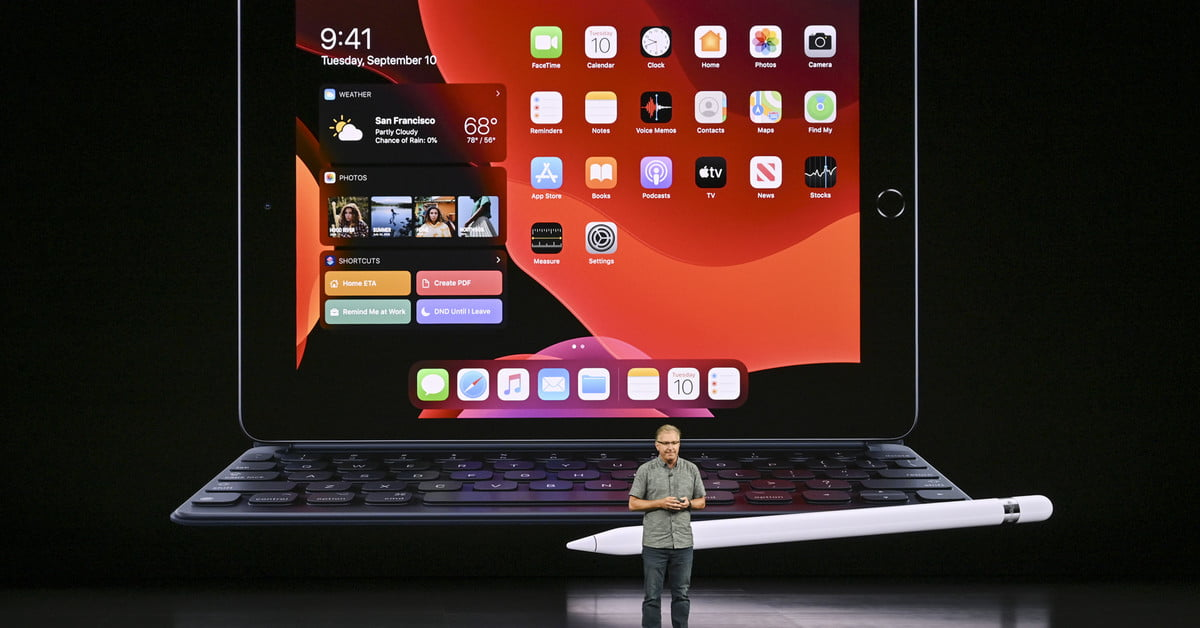 Apple Refreshes Entry-Level iPad With Bigger Screen But Same