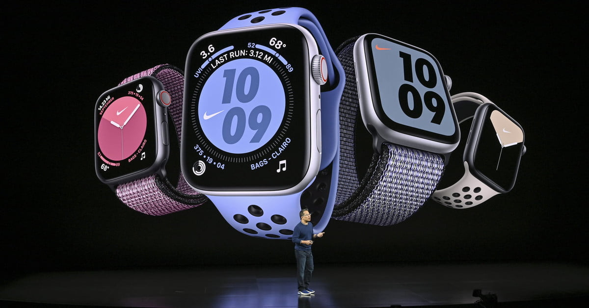 Where to Buy the Apple Watch Series 5 | Digital Trends
