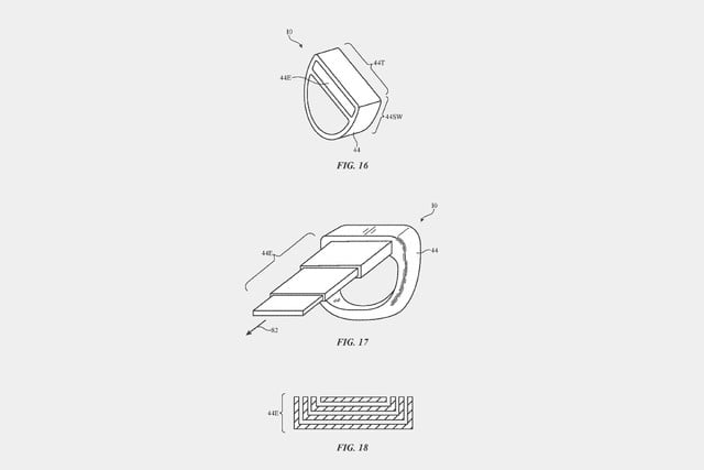 apple patents expandable smart ring designs 3