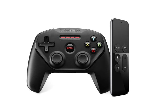 apple announces first tv games 2015 remote controller large