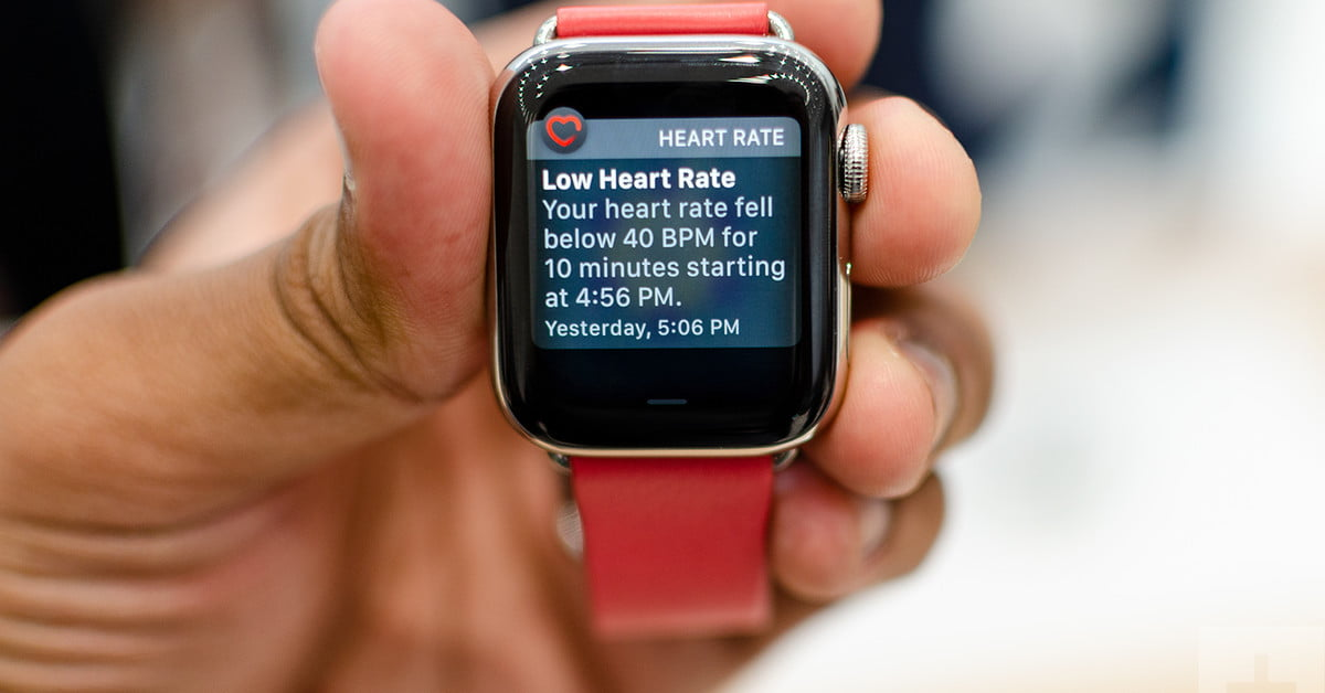 Could ECG Functionality in the New Apple Watch Save Lives