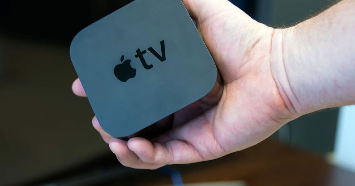 We Might See a New Apple TV at Next Week's iPhone Event