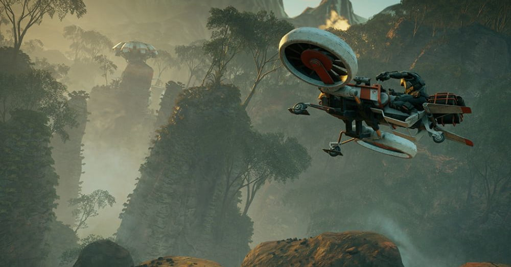 How to Unlock the Flying Vehicle in Rage 2 | Digital Trends