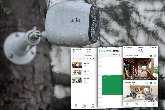 amazon drops prices for arlo pro home security cameras prime day  add on camera 2