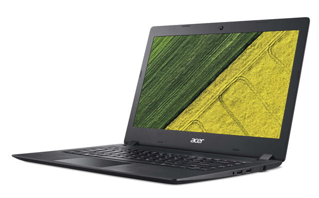 acer introduces new pcs at next event aspire 1 left facing