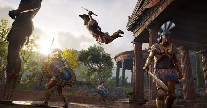 Assassin's Creed Odyssey': Everything You Need to Know FAQ