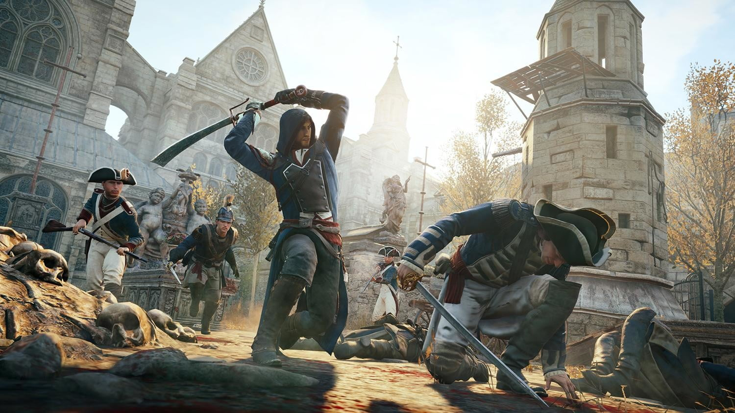 Assassin S Creed Unity Review Digital Trends
