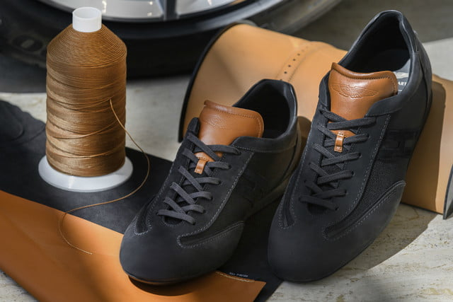 aston martin x hogan sneakers fw1718 limited edition  a