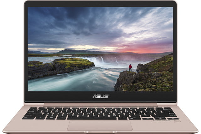 asus refreshes zenbook 13 laptop x507 novago rose gold 04