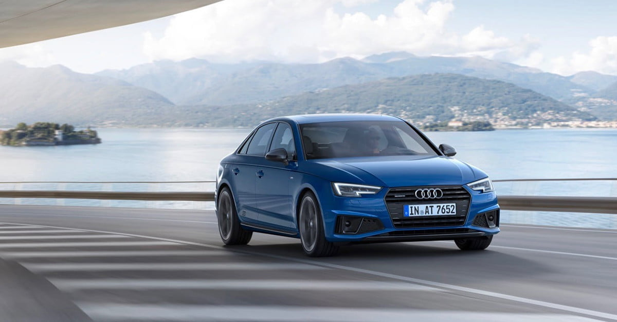 2019 Audi A4 Luxury Car Debuts With Minor Styling Changes