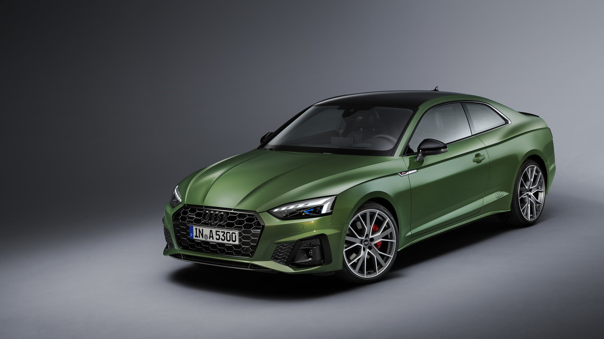 2020 audi a5 gets styling and infotainment updates