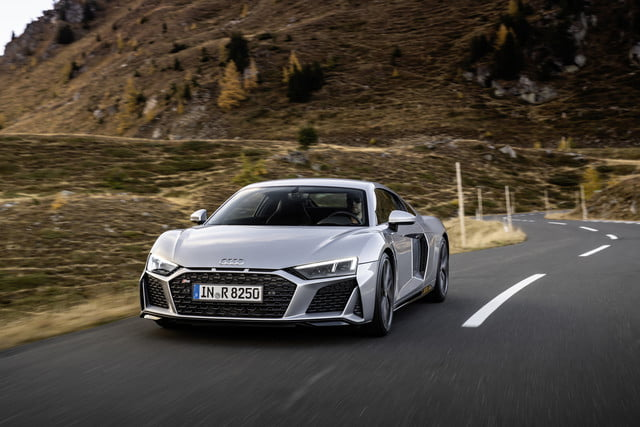rear wheel drive audi r8 rwd announced for 2020 launch v10 coup