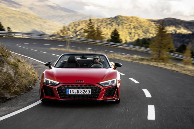 rear wheel drive audi r8 rwd announced for 2020 launch v10 spyder