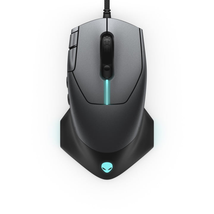 alienware gaming mouse teclado monitor gamescom 2019 aw510m