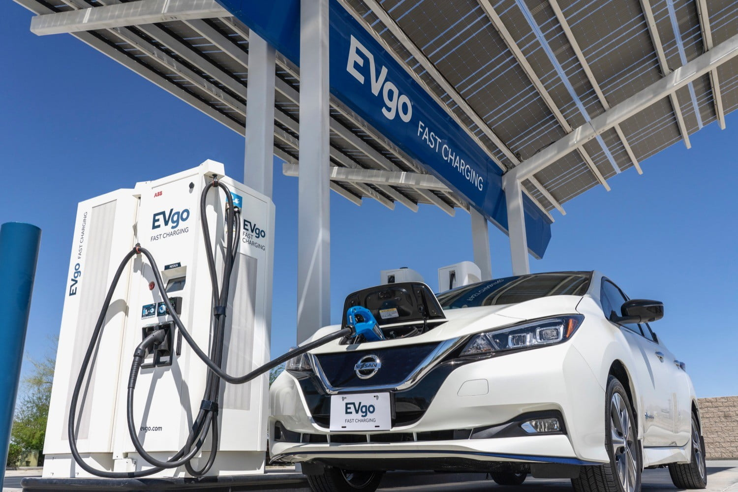 Evgo Charging Stations >> Nissan And Evgo Will Add 200 Fast Charging Stations For