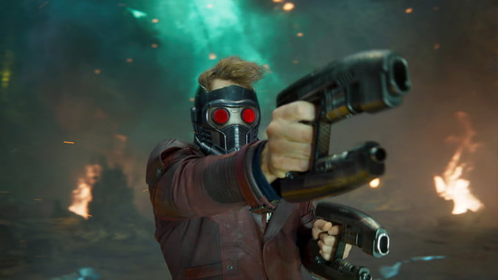 Guardians of the Galaxy on Disney+