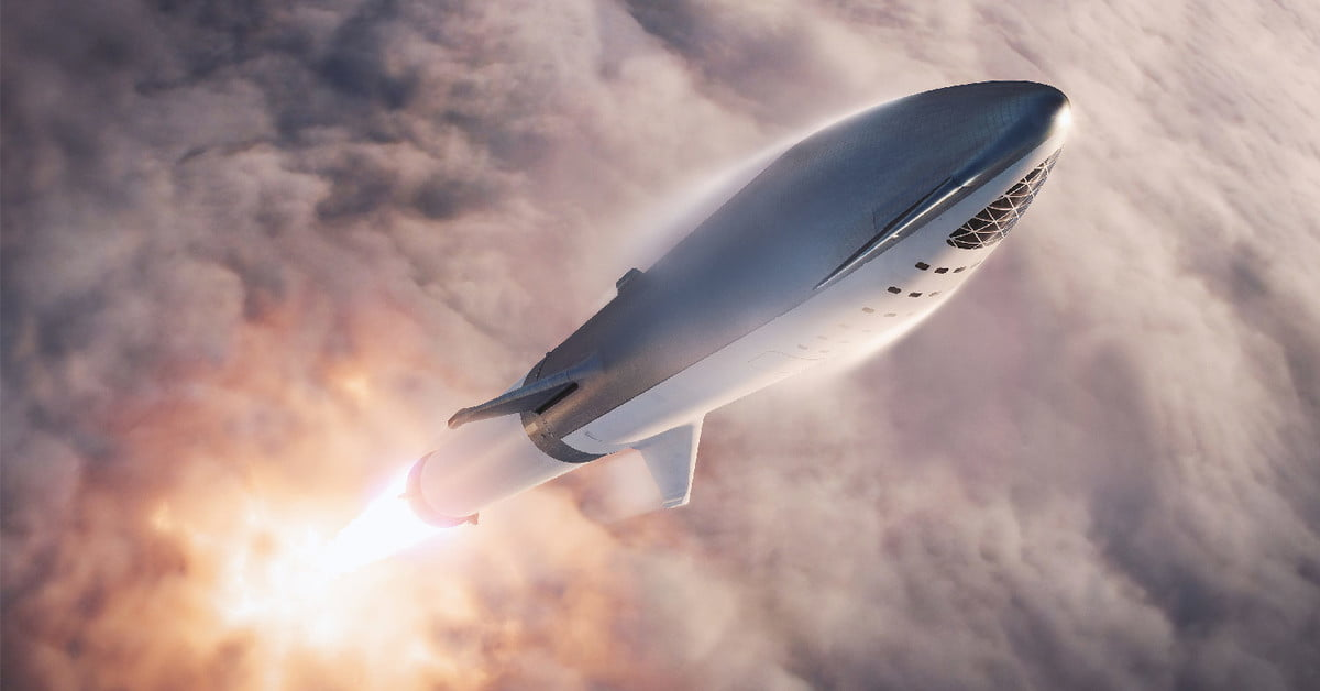 Elon Musk says SpaceX is getting ready to fly its Starship into orbit