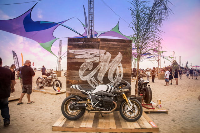 roland sands moto beach classic 2019 prevails with sound surf and hooligan races bikeshow  1