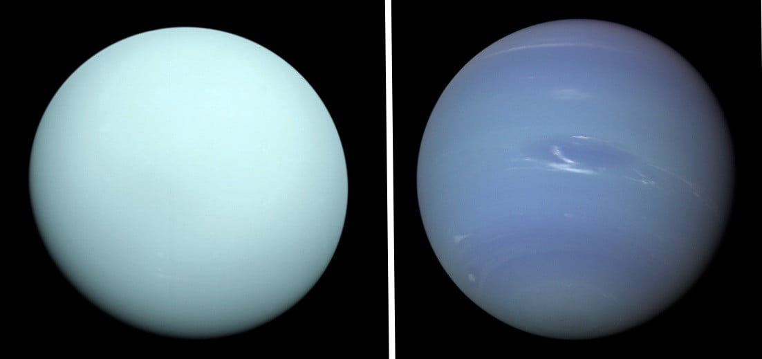 How Did Planets Uranus and Neptune Become so Different? | Digital Trends
