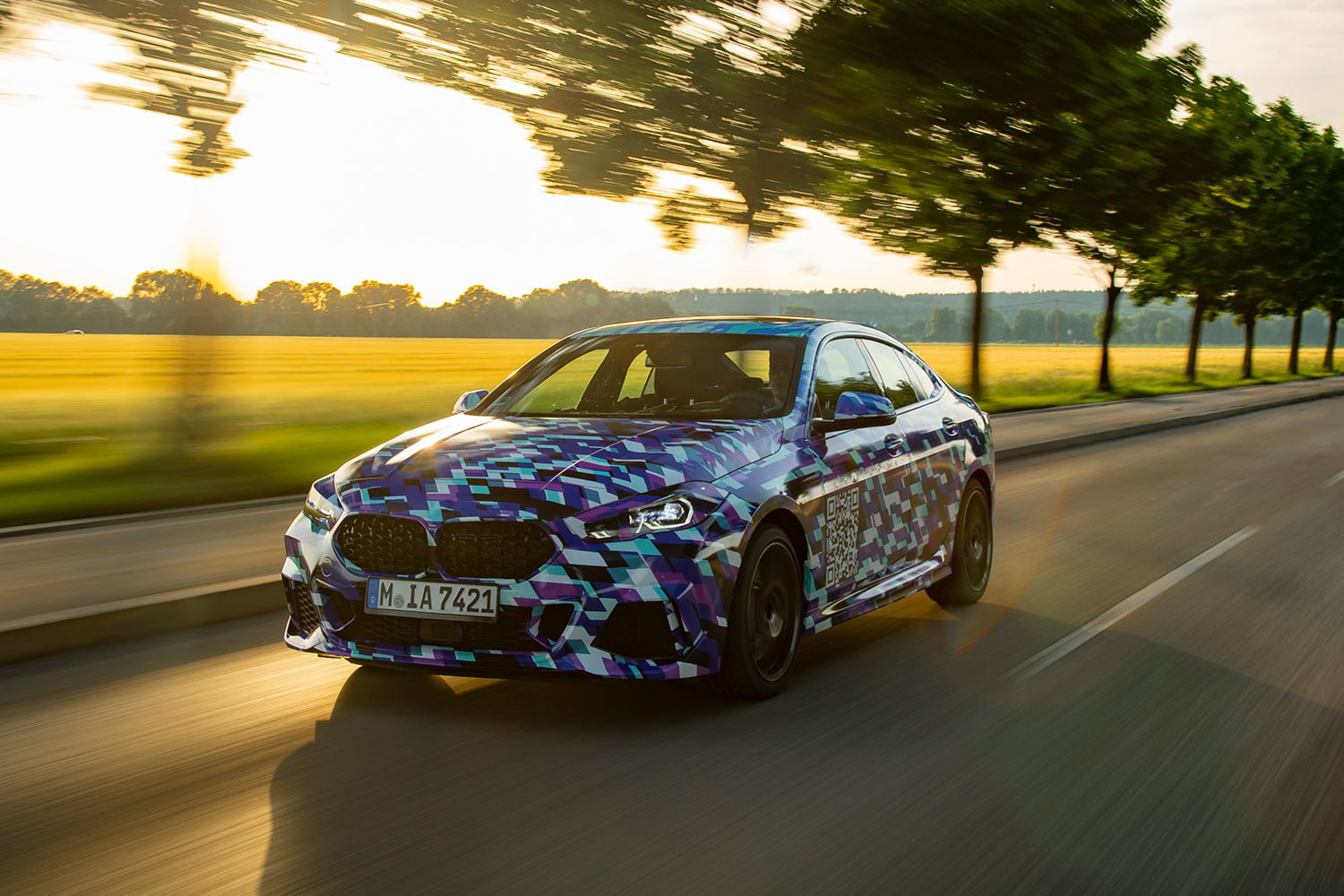 2020 Bmw 2 Series Gran Coupe Entry Level Luxury Sedan Review Digital Trends