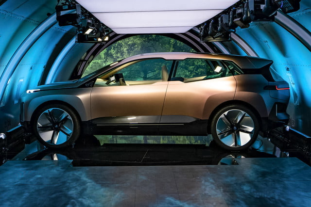 BMW Vision iNext announcement