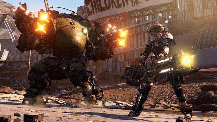 e3 2019 borderlands 3 hands on review characters  2
