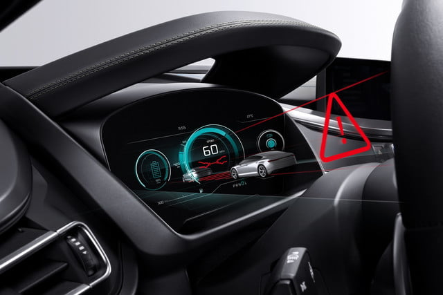 bosch bringing 3d technology to in car information and infotainment screens display 2