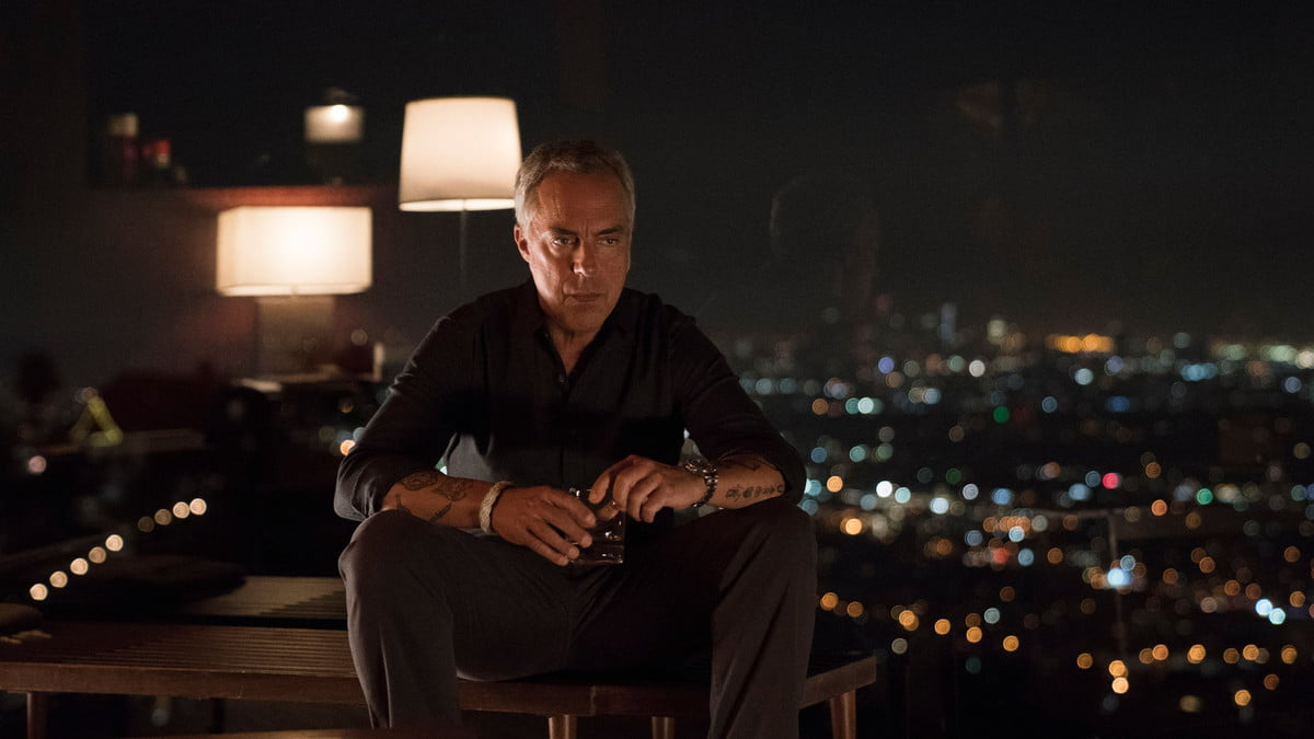 Bosch, and Amazon Prime Original
