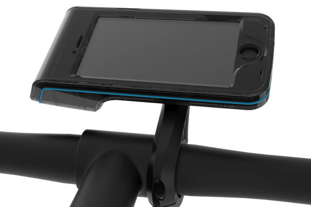 bycle case and app turns iphone into bike computer for tracking rides mount 8