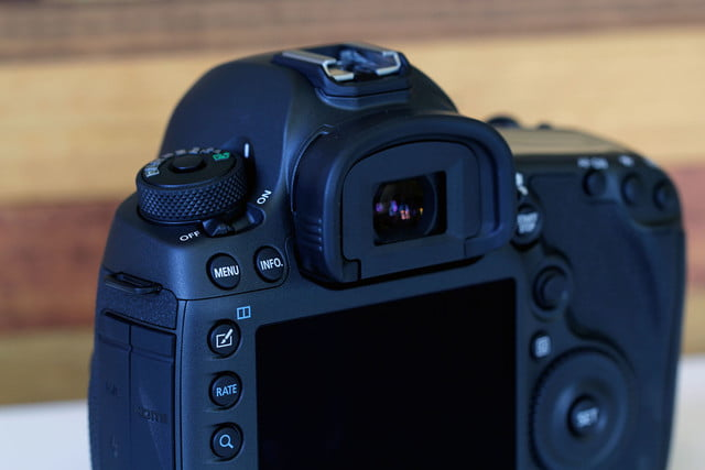 canon 5ds r vs sony a7r ii eos viewfinder