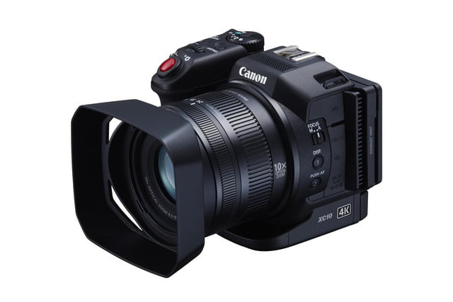 canons new affordable 4k camcorder ideal for budding filmmakers youtube creators canon xc10 1