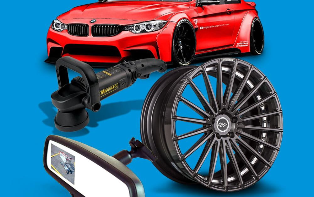 Car Accessories Gift Guide  2014 Christmas Shopping Guide