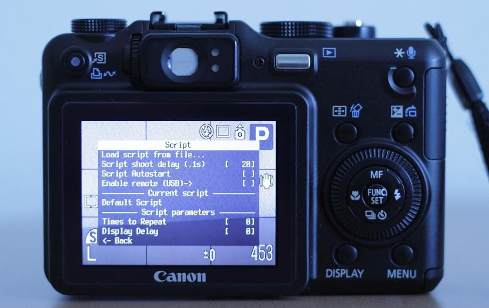 Hack your camera's firmware to unlock its hidden features