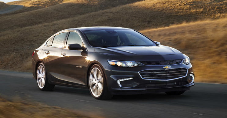 Chevy Malibu Mpg >> 2018 Chevrolet Malibu Standard Features Forego Driver Assistance