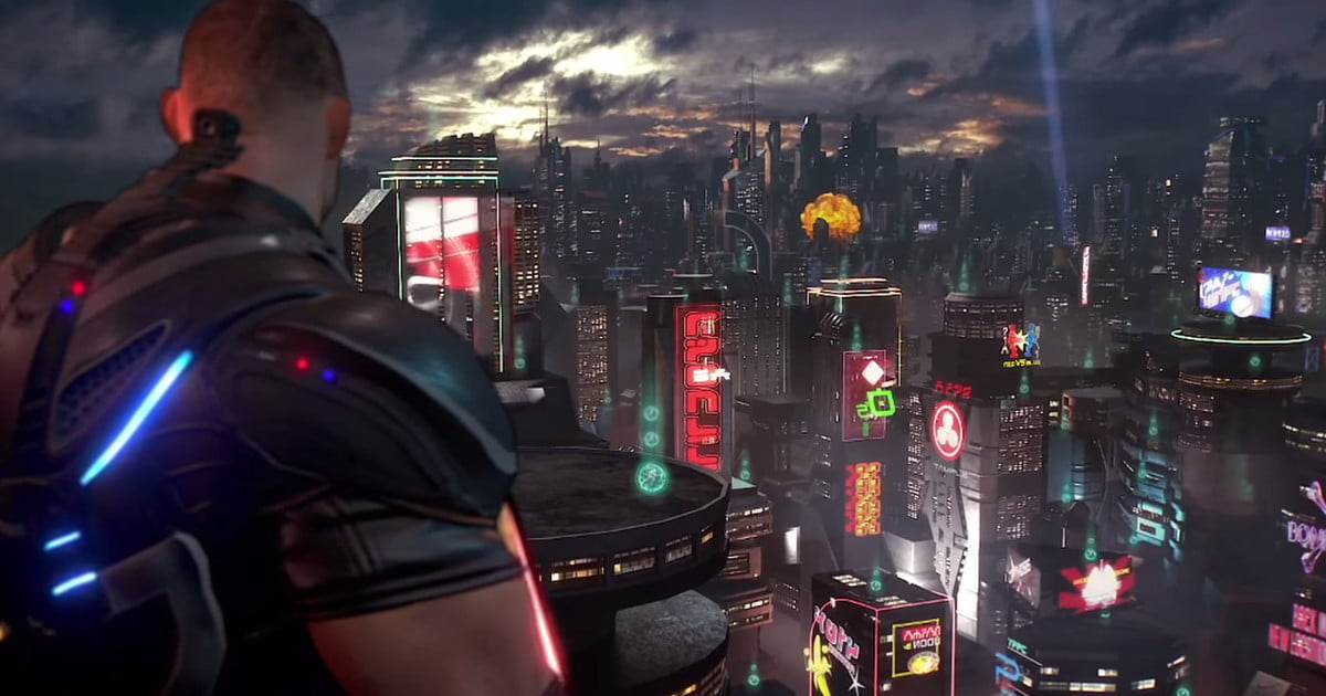 Crackdown 3': News, Rumors, and Everything We Know   Digital