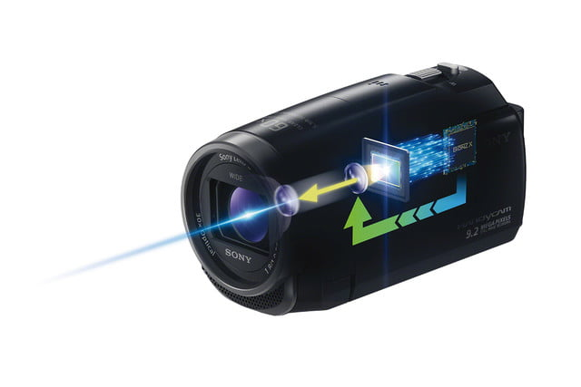 sony action cam and camcorders cx675 0008
